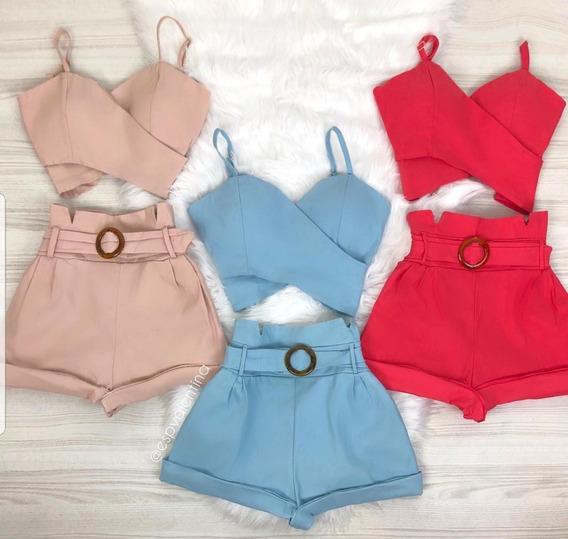 Conjunto Shorts Fivela