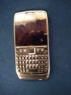 Nokia E71 No Estado