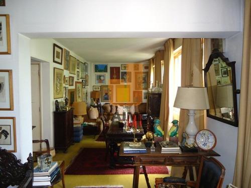 Apartamento Para Venda No Bairro Higienópolis Em São Paulo - Cod: Ja4381 - Ja4381