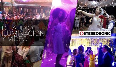 Dj Para Fiestas Df, Renta De Audio E Iluminación Cdmx