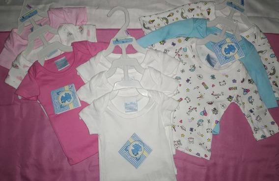 Camisetas Para Bebés Set 9 Piezas.