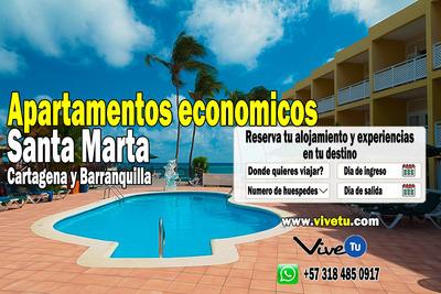 Apartamentos Economicos En Santa Marta