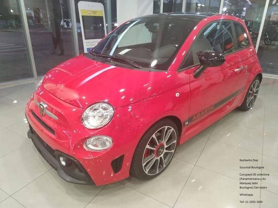 Fiat 500 Abarth 595 Turismo U