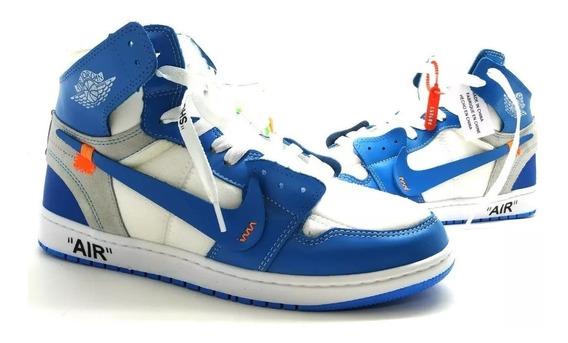 Tênis Nike Air Jordan 1 Retro Premium Original Masculino Top