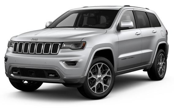 2020 Jeep Grand Cherokee Limited Lujo V6 3.6 4x2 Piel Qc Arh
