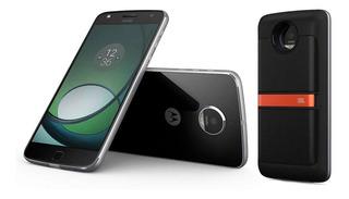 Celular Motorola Moto Z Play Liberado Sound Edition Con Mod