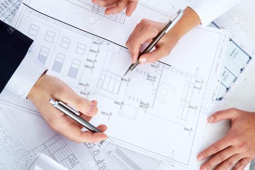 Arquitecto Planos Proyecto Arquitectura Diseño Interior Inge