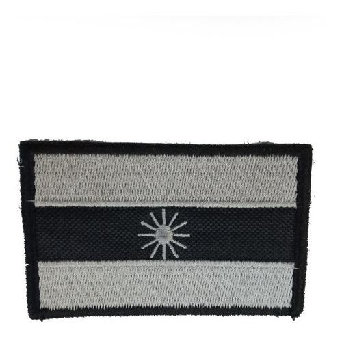 Escudos Bordados Banderas Militares Grandes/chicas Argentin