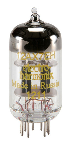 Valvula Pre Electro Harmonix 12ax7