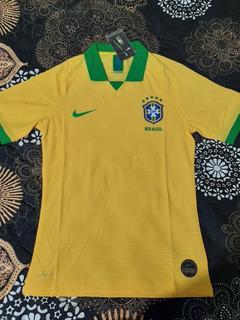 Camiseta Nike Brasil Local 2019