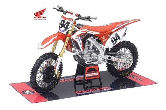Moto Hrc Team Honda Race Ken Roczen 1:12 .. En Magimundo !!!