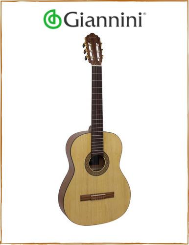 Guitarra Giannini Nw1 Cedr Ns