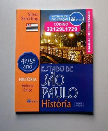 História - Estado De São Paulo - Único - Silvia Szterling