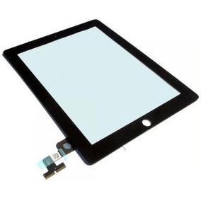 Tela Vidro Preto Touch iPad 2 + Display Lcd