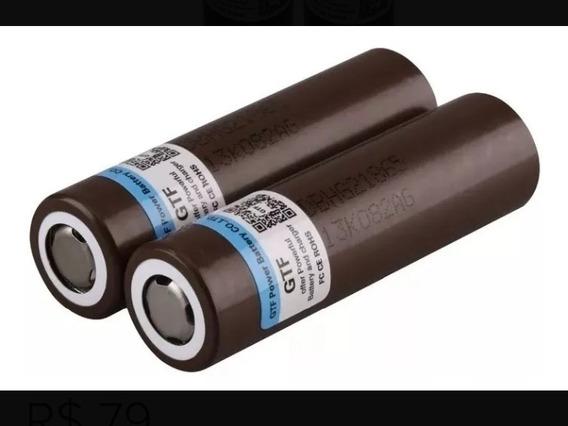 Par Bateria Vape Vaporesso Smok Aegis Lg Hg2 18650 3000mah
