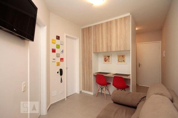Apartamento Para Aluguel - Consolação, 1 Quarto, 30 - 893021294
