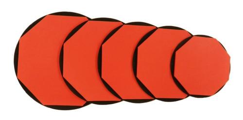 Imagen 1 de 6 de Sordinas Muteadores Para Batería 12/13/14/16 Psr Accesorios