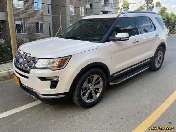 Ford Explorer Limited 2300 Cc At Turbo