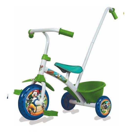 Triciclo Infantil Disney Little Peppa Pig, Mickey, Unibike