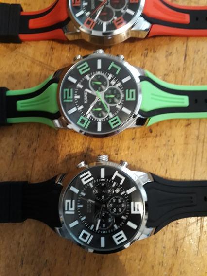 Relógio Skmei Sport, Bonito, Barato, Único, Promoção Un.