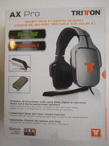 Headset Gamer Tritton Ax Pro 5.1 Pc, Ps4, Ps3, Xbox.