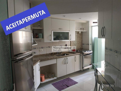 Parque Do Mandaqui - Zn/sp - Apartamento 3 Dormitórios, 1 Suíte, 3 Vagas - R$ 585.000,00 - Ap7249