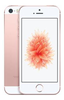 iPhone Se 16 Gb Ouro Rosa Tela Nova Melhor Preço
