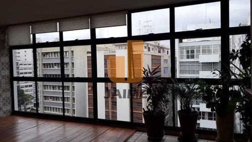 Apartamento 3 Dormitórios Em Higienópolis - Ja12425