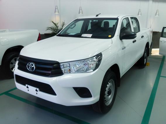 Toyota Hilux 2.4 Cd Dx 150cv 4x4 0 Km
