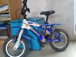 Bicicleta De Niño R12 Ralegh Mxr
