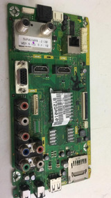 Placa Principal Tv Panasonic Tc-l32c5b Tnp4g534