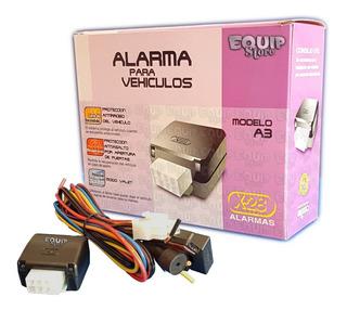 Alarma Para Autos X-28 A3 Corte De Motor Anti Asalto Apertura Puerta