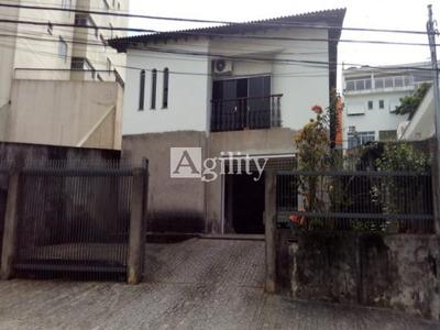 Casa Térrea Na Vila Matilde C/3 Dormitórios, 1 Suite, 4 Vagas De Garagem Próximo Metro - 6239
