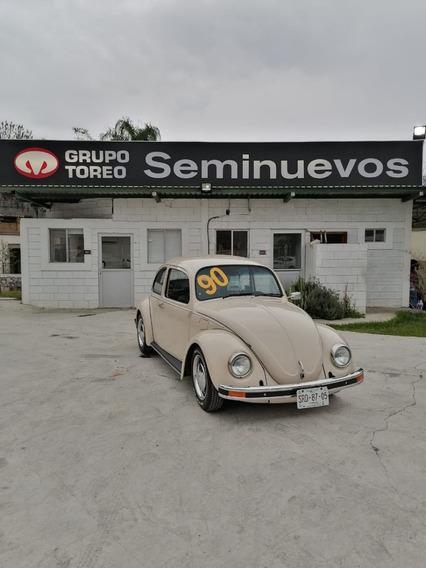 Vw Sedan Vocho 1990