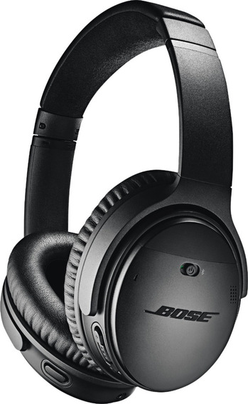 Fone De Ouvido Bose Quietcomfort 35 Sem Fio Bluetooth A12146