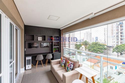 Imagem 1 de 15 de Apartamento De 71 M2 Com 3 Dormitórios, 1 Suíte E 1 Vaga De Garagem - Mr76528