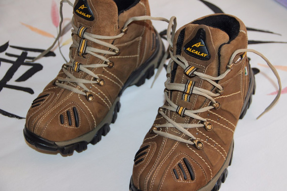 Bota Coturno Adventure Alcalay Tam 40
