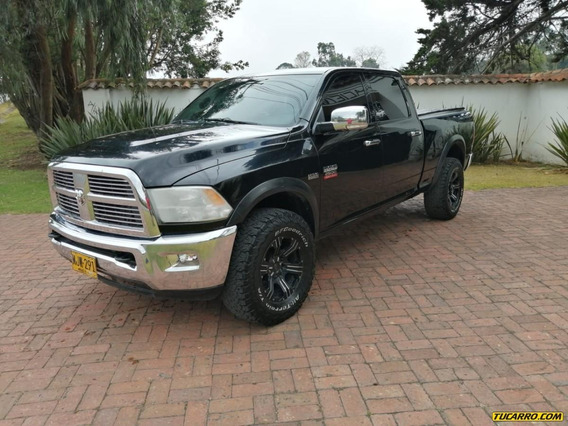 Dodge Ram Laramie 2500 4x4 5.7cc At Aa