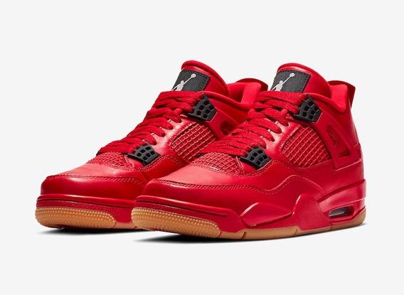Nike Air Jordan 4 Retro Singles Day Pe Mayma Sneakers
