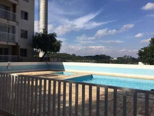 Apartamento Com 2 Dormitórios À Venda, 54 M² Por R$ 239.000,00 - Centro (cotia) - Cotia/sp - Ap4702