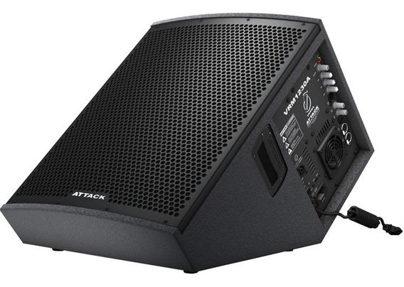 Caixa Amplificada Attack Vrm 1230 A - Monitor Palco Ativo