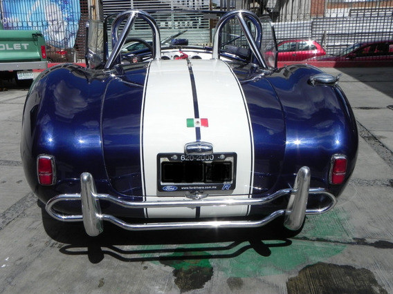 Ford Cobra Shelby (replica) 1965, En Excelentes Condiciones
