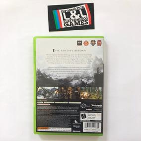 The Elder Scrolls V Skyrim Xbox 360 Usado Midia Fisica