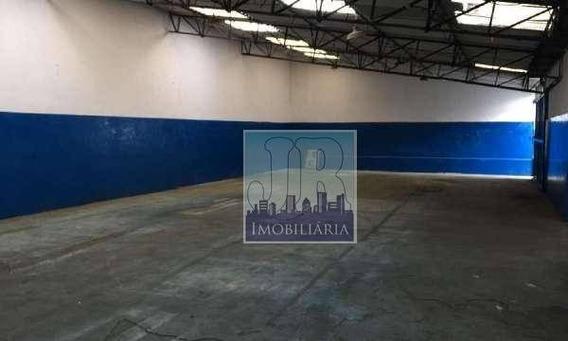 Galpão Para Alugar, 750 M² Por R$ 12.000/mês - Jardim Piratininga - Osasco/sp - Ga0036