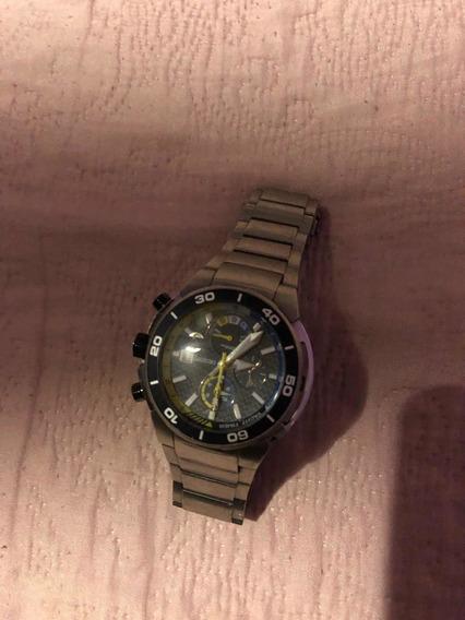 Relógio Orient Seatech Yatch Timer Titanium Mbttc007
