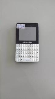 Celular Motorola Ex 119 Para Retirar Peças Os 18460
