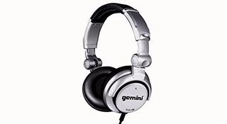 Auriculares Dj Audífonos Profesional Gemini Ajustable 50mm
