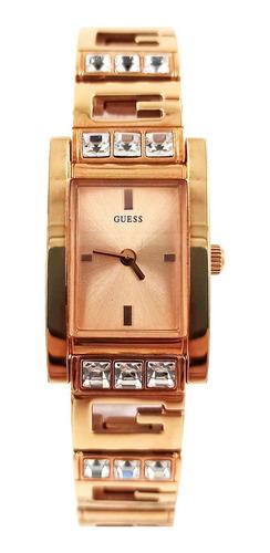 Relógio Guess Feminino Analógico Strass 92443lpglra2