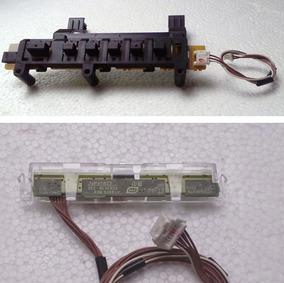 Teclado+sensor Ir Panasonic Tc-l39b6b Tnpa5809 / Tnpa5822