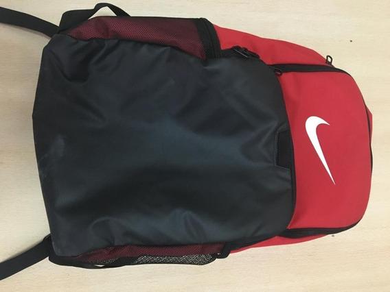 Mochila Nike Original Muy Poco Uso. Excelente Estado